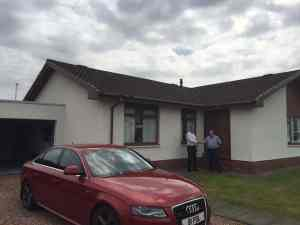 Wall Coating company in Stirlingshire, Scotland
