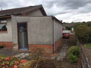 Exterior Wall Coating Stirlingshire, Scotland