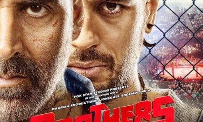 Brothers Official Trailer | Akshay Kumar Jacqueline Fernandez