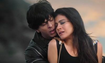 Gerua Video Song Dilwale Shah Rukh Khan Kajol