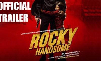 Rocky Handsome Official Trailer John Abraham Shruti Haasan