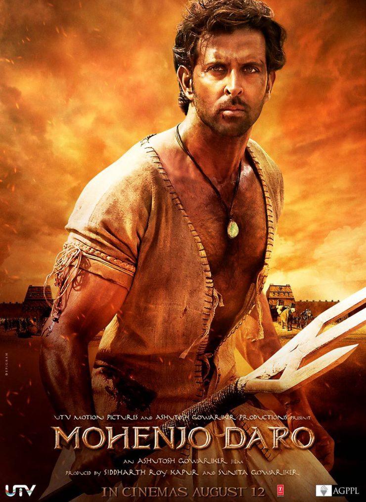 Mohenjo Daro Official Poster Starring Hrithik Roshan