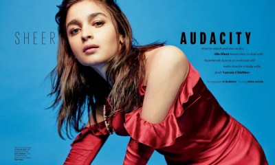 Alia Bhatt looks Hot on November 2016 cover of Elle Magazine Read More at www.bollyone.com/alia-bhatt-looks-hot-november-2016-cover-elle-magazine/