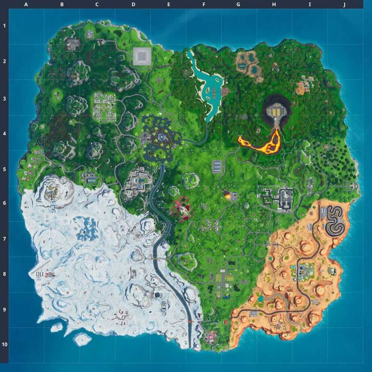 Season 10 Fortnite: All Information, Patch Notes and News