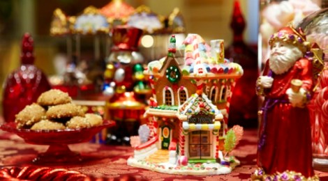 A Choc-full of Christmas Surprises at Sheraton Imperial Kuala Lumpur