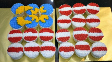 Are you participating in the Celcom Cupcake Challenge?