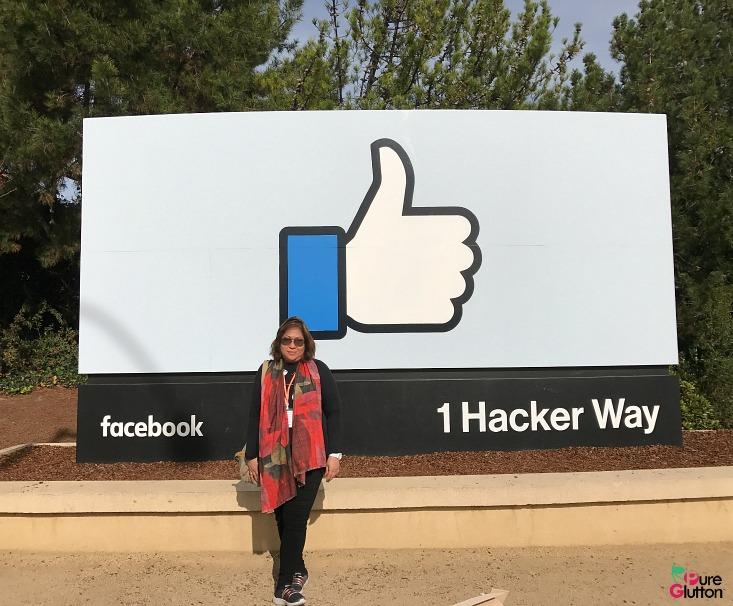 My Visit To Facebook Headquarters Menlo Park California