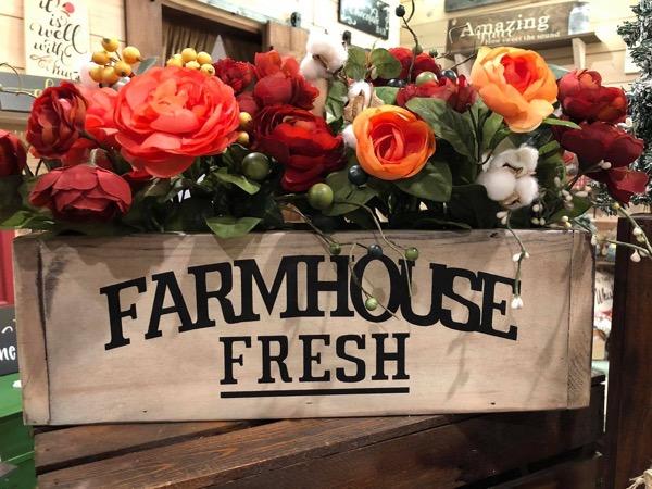 Floral Farmhouse