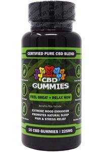 Hemp bombs CBD Gummies