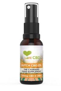 Love CBD Dutch CBD OIl