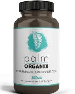 Palm Organix Softgels