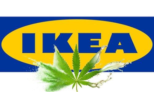 IKEA makes a CBD Debut
