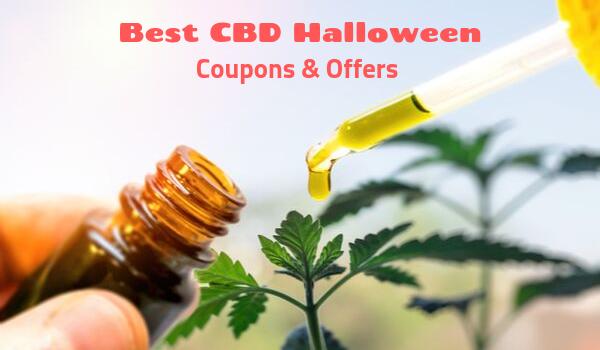 Best CBD Halloween Coupons