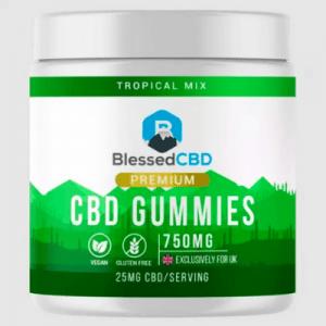 BlessedCBD CBD Gummies
