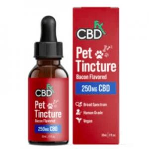 CBDFx CBD Tinctures For Pets
