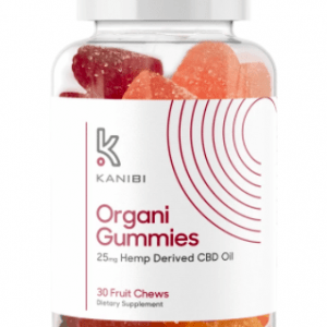 Kanibi CBD Organi Gummies