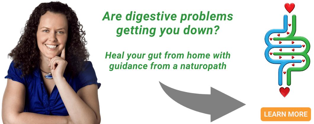 Heal My Gut | Learn how to treat from home naturally | 12 week gut healing program