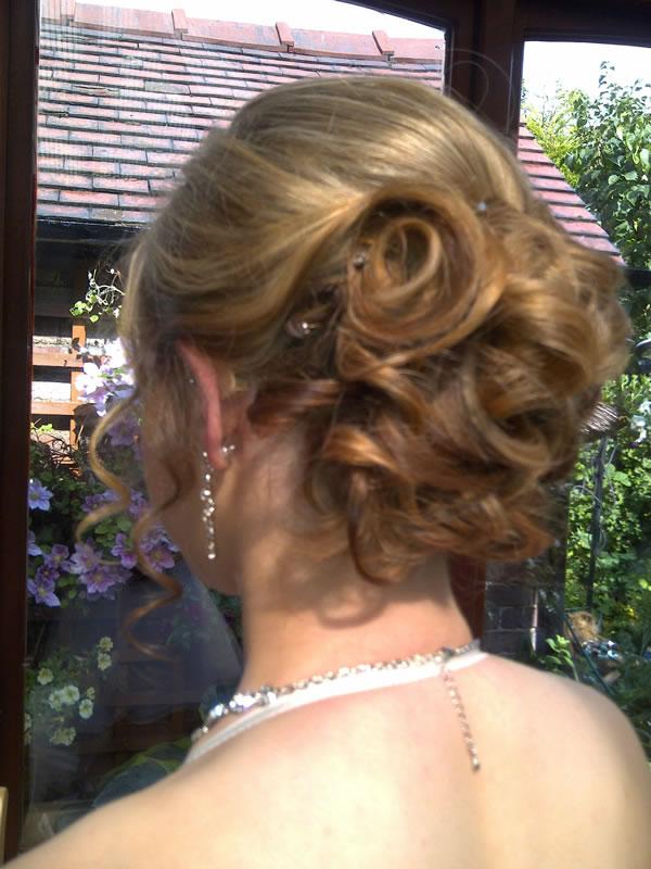 Wedding Hairstyles Long Hair Wedding Hair Warrington