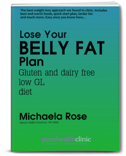Belly Fat Plan cover