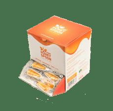 pure honey spoon