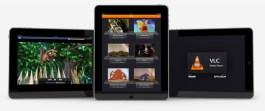 VLC for iPad Screenshot