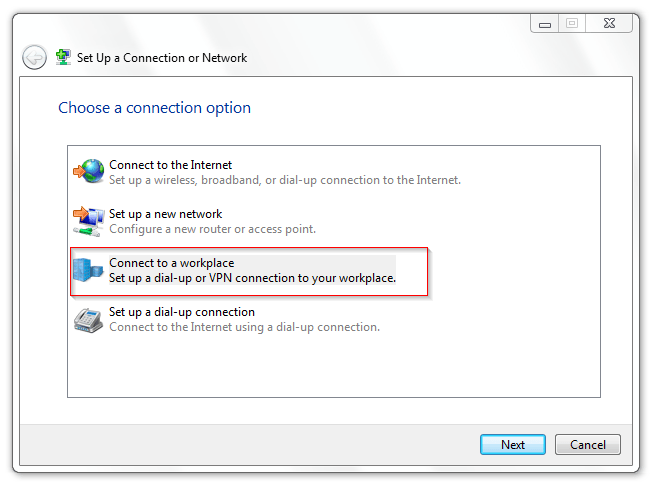 a place to call home setting dial up internet connection setup in windows 7 Windows 7 - VPN choose connection type