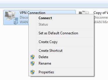 how to set up a vpn connection on windows 7 pureinfotech. Black Bedroom Furniture Sets. Home Design Ideas