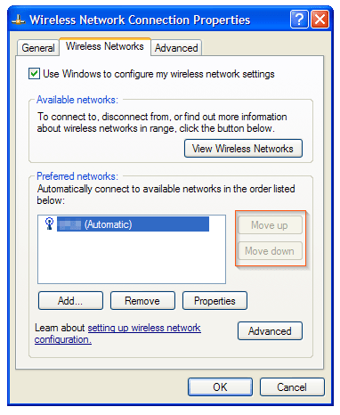 Wireless Networking Software for Windows