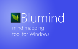 Blumind - Mind mapping tool for Windows