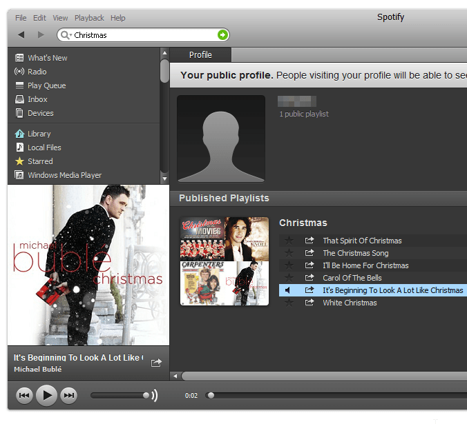 spotify how to create a playlist