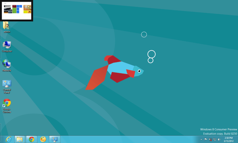 Task Switcher - Windows 8 cycle apps