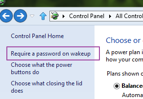 How to enable 'Hibernate' option in the Power menu on Windows 8
