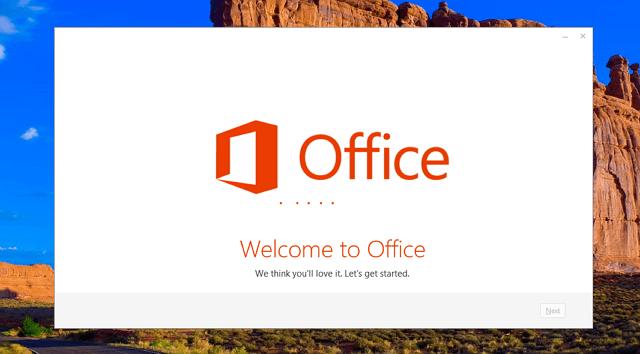 Office 20123 splash
