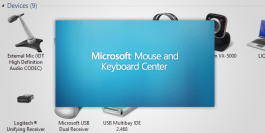 Microsoft Device Center