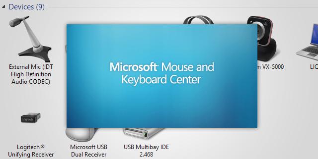 Microsoft Device Center