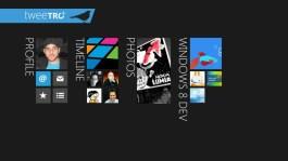 Windows Store Twitter client