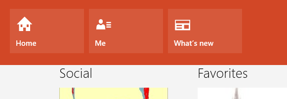 updated people app