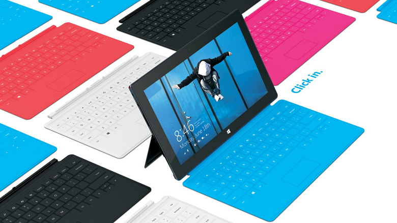 Surface RT and Surface Pro Patch Tuesday Firmware update