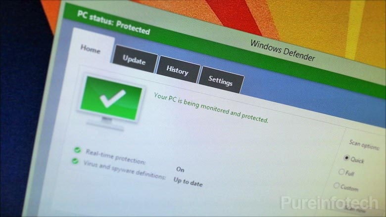 do windows 8.1 need antivirus