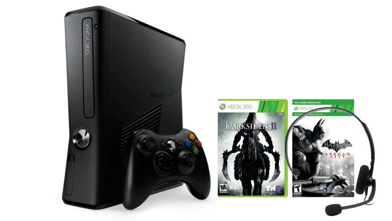 Xbox 360 promotion discount