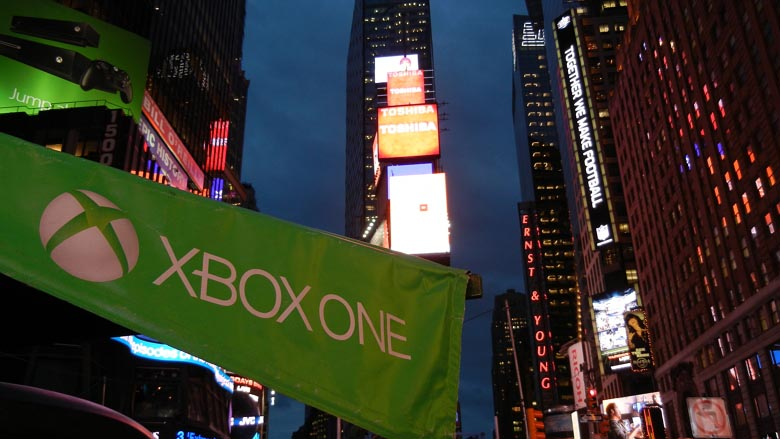 Xbox One launch event New York City