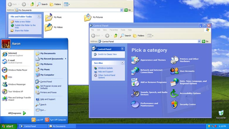 how to upgrade xp to windows 7
