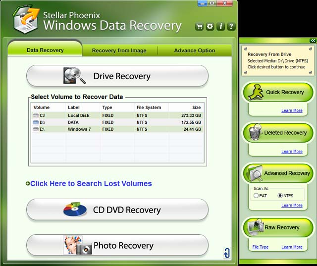 Data Recovery Windows Data Recovery
