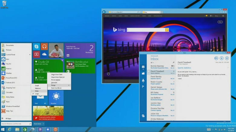 Start Menu for Windows 8.1