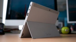 Microsoft Surface 2 back kickstand