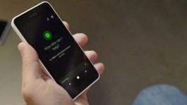 Cortana for Windows Phone 8.1 on Lumia 521