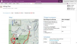 OneNote co-authoring update and faster syncing