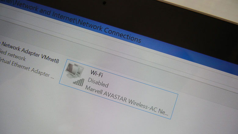 Install marvell avastar wireless-ac network controller driver on.