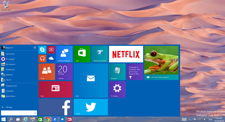 Technology Management Image: Windows 10: New Features Likely To Be Included In The Next