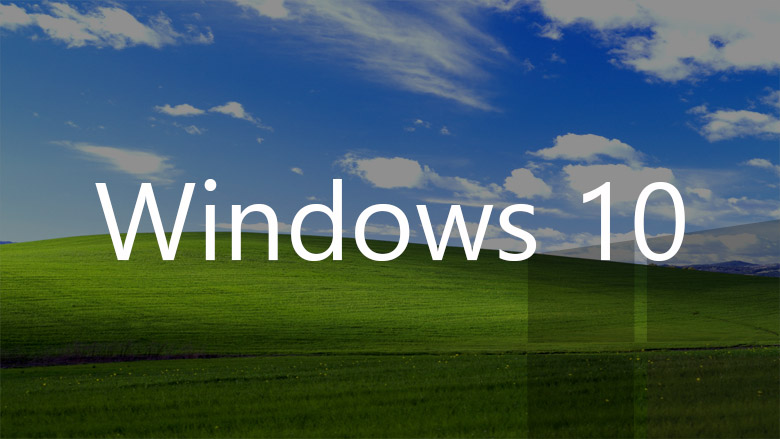 Windows 10 bliss